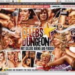 Celebsdungeon Sign Up Page