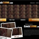 Czech Sauna Hd Videos