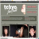 Tokyo Face Fuck Account Share