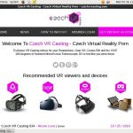 How To Get Czech VR Casting Account